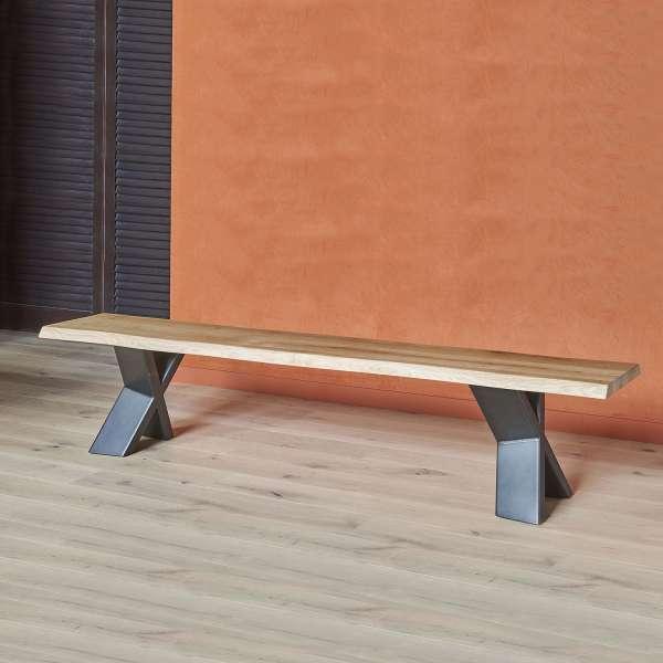 Banc design en bois fabrication européenne - Forest - 1