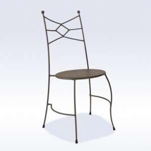 Chaise de jardin en métal - Seringua