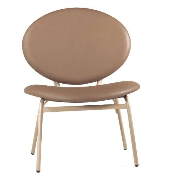Chaise confort ergonomique pour personne corpulente - Solatium - 1