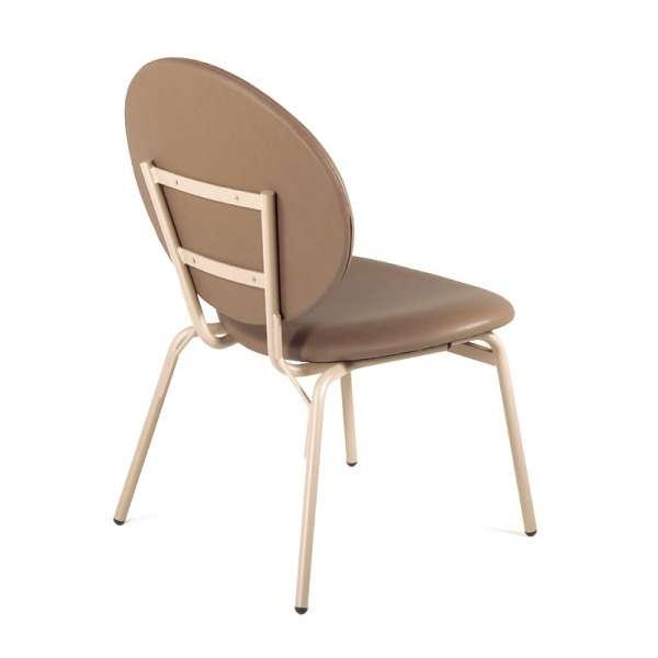 Chaise confort ergonomique pour personne corpulente - Solatium 4 - 4