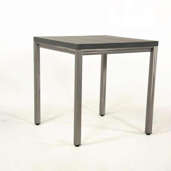 Table snack style industriel fabrication française - Urane - 1