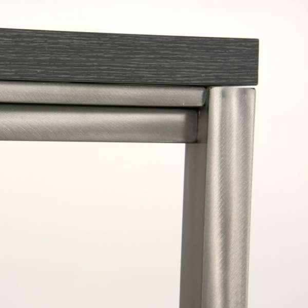 Table snack style industriel - Urane 3 - 3