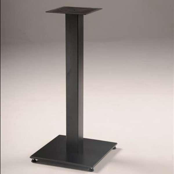 Pieds De Table En Metal.Pied De Table Central En Metal Base Carree Square 450