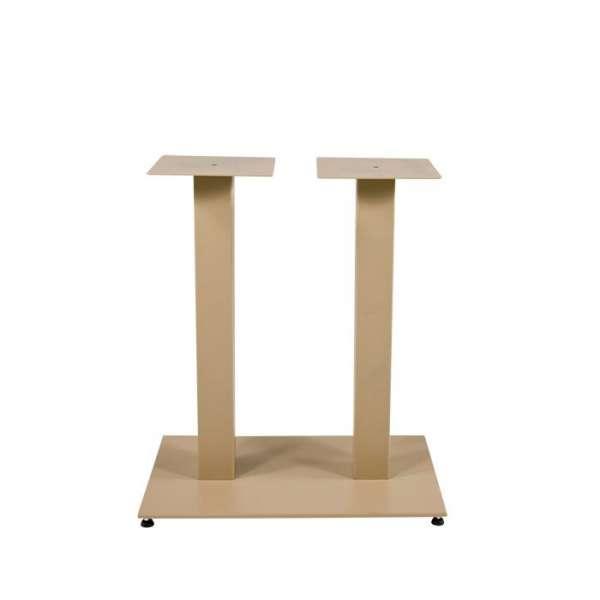 Pied de table central - Square 650 - 2
