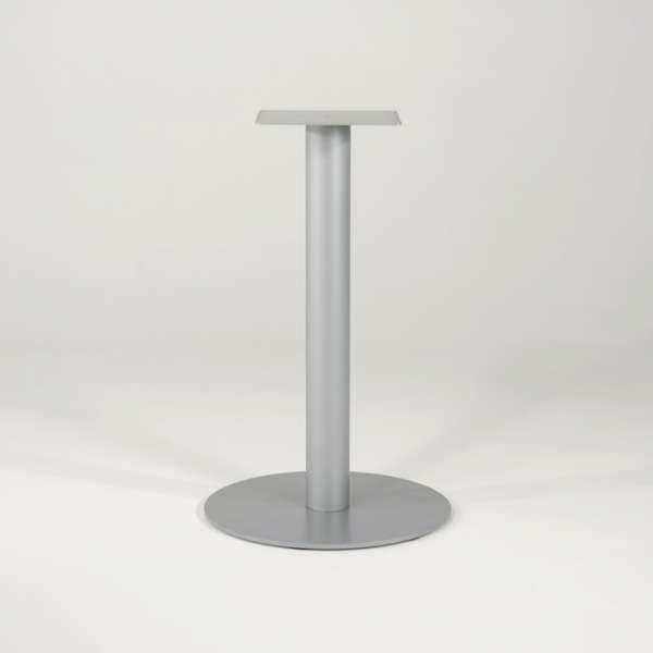 Pied de table central en métal base ronde - Round - 1