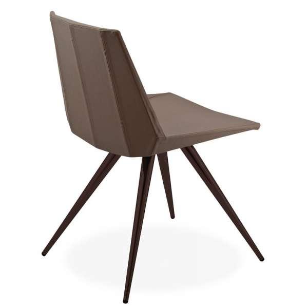 Chaise design en synthétique - Glim 1361 - 2
