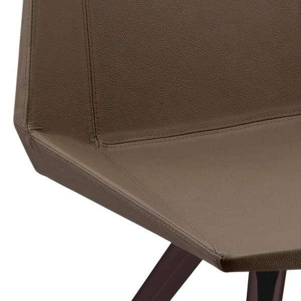 Chaise design en métal - Glim 1361 - 3