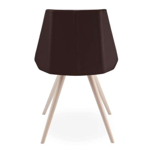 Chaise design en synthétique - Glim 1161 - 2