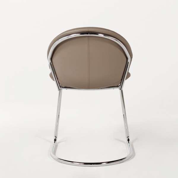 Chaise en métal chromé - Jazz - 7