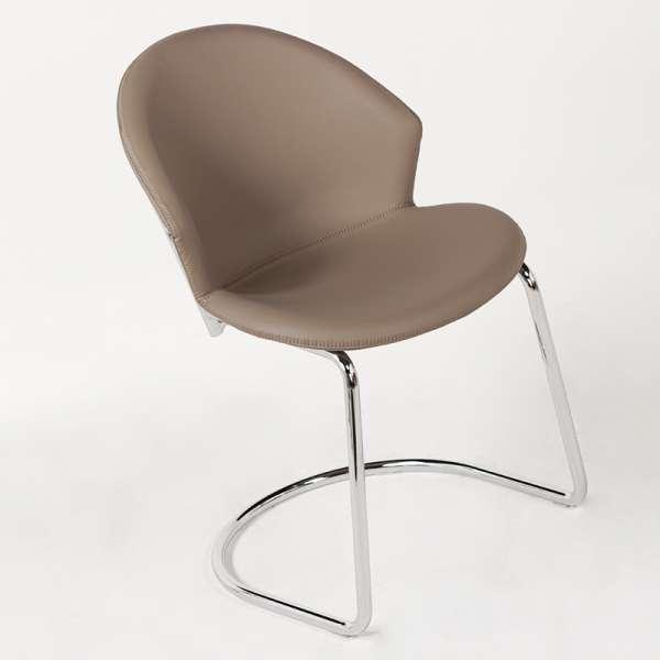 Chaise moderne en métal - Jazz - 12