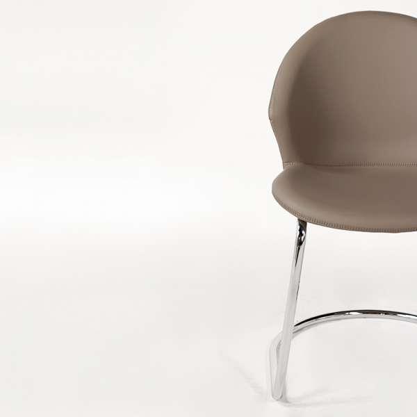 Chaise design en synthétique - Jazz - 3
