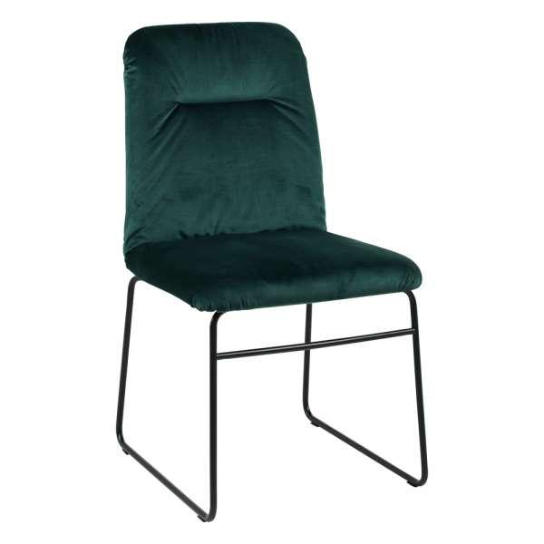 Chaise De Salle à Manger Moderne En Tissu   Greta Connubia®