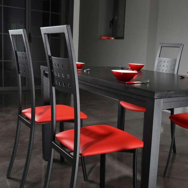 Chaise de cuisine en synthétique - Daphné - 2