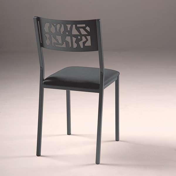 Chaise de cuisine style industriel - Slide Industrie - 5