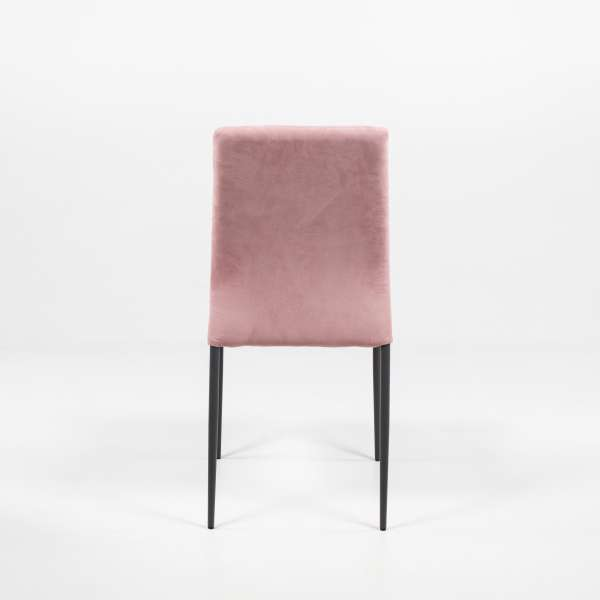 Chaise rose - Kendra - 5