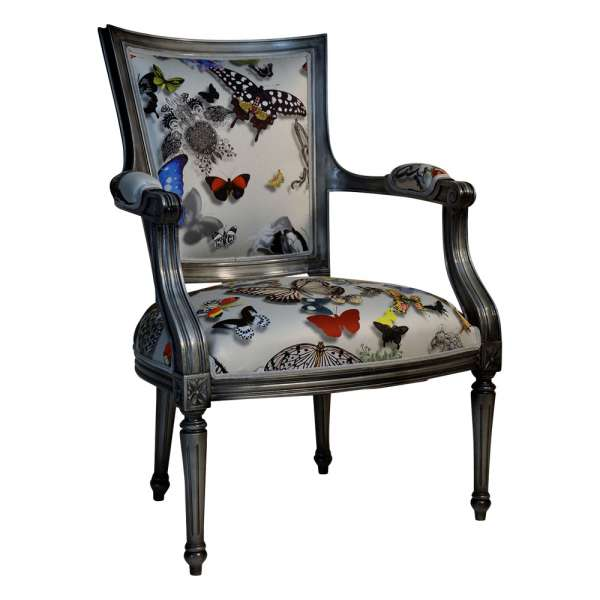 Fauteuil cabriolet butterfly - 13