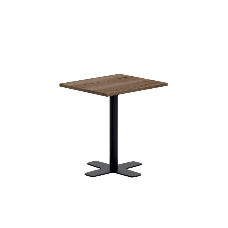 Pied Central De Table En Metal Avec Base En Croix Spinner 4