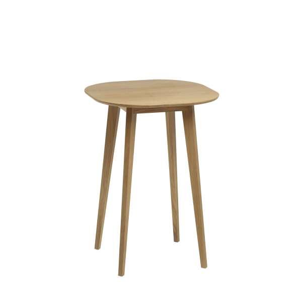 Table de bar style scandinave en bois massif fabrication française - S8 - 2