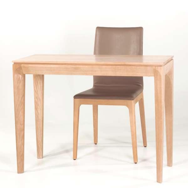 Console en bois fabrication française - Buzz - 14
