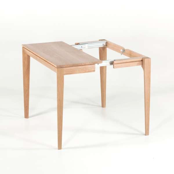 Table console extensible en bois massif fabrication française - Buzz - 5