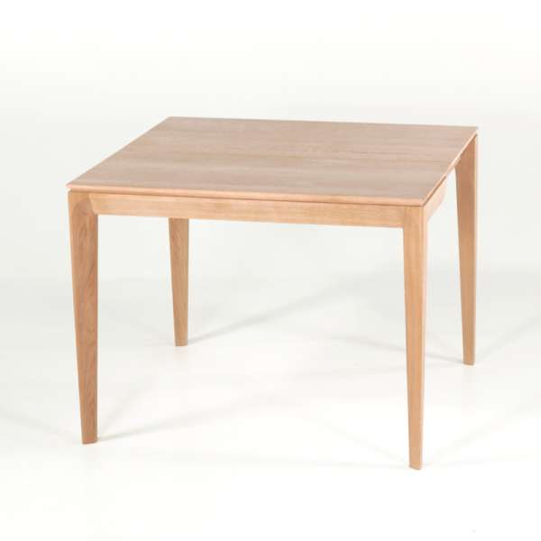 Console en bois massif avec allonges made in France - Buzz - 8