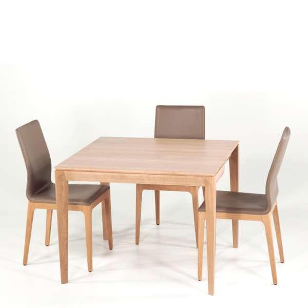 Table console extensible en bois massif fabrication française - Buzz - 3