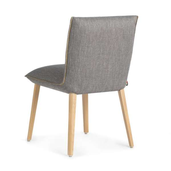Chaise cocooning avec boutons décoratifs - Soda Mobitec® - 4