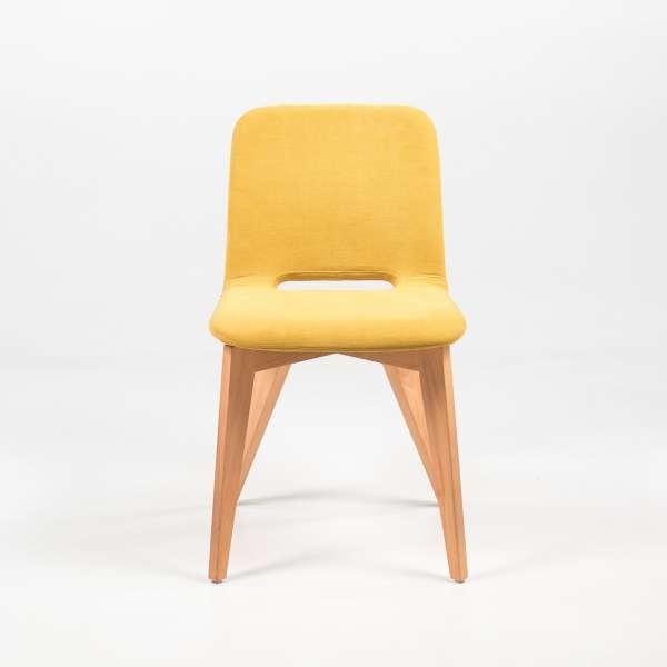 Chaise scandinave jaune- Pamp Mobitec® - 3
