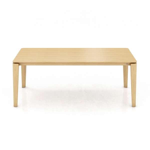 Table scandinave extensible en bois massif - Oxford Mobitec® - 2