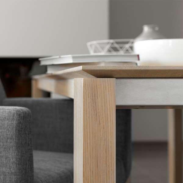 Table Mobitec en bois massif coins en biseau - Oxford  - 8