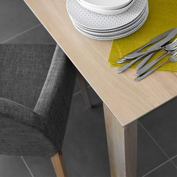Table de salle à manger extensible en bois massif - Oxford Mobitec® - 9