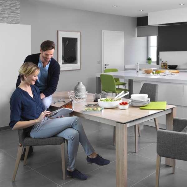 Table en bois massif 6 à 18 personnes - Oxford Mobitec® - 12