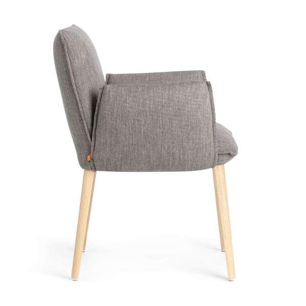 Fauteuil cocooning confortable rembourré - Soft Mobitec® - 3