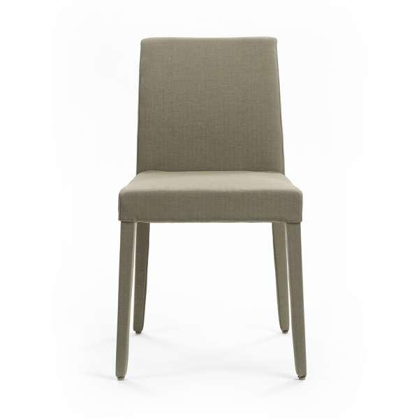 Chaise avec pieds gainés en tissu - Slim Cover Mobitec® - 4