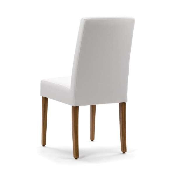 Chaise de salle à manger Mobitec® en bois massif et synthétique - Vigo - 4
