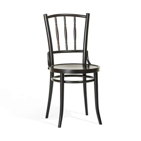 Chaise de bistrot en bois Déjavu