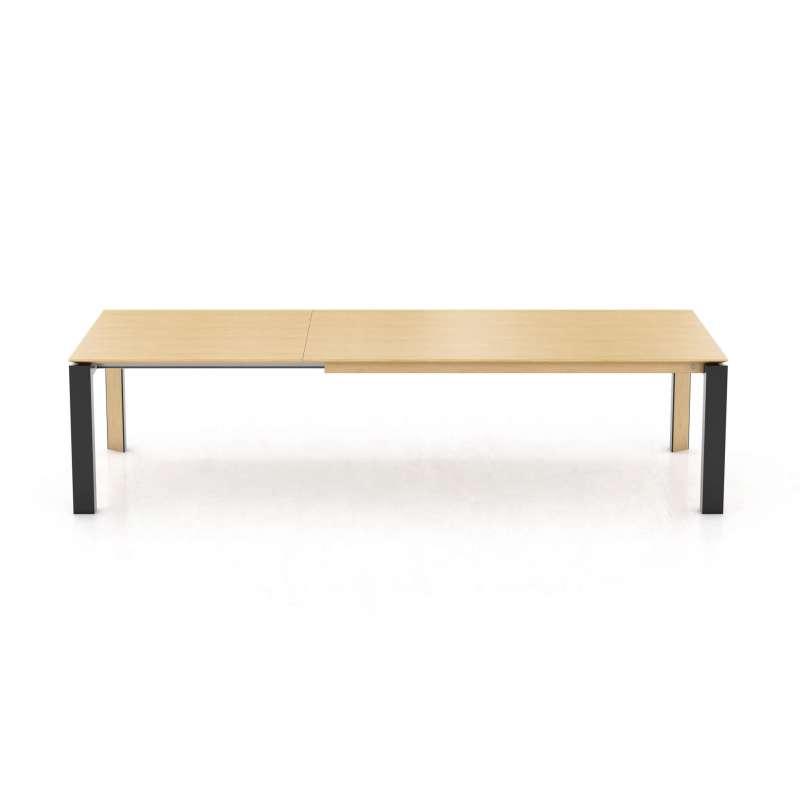 En Bois Métal Massif Pb3 Oxford Mobitec® Moderne Et Table Extensible Ny80Ovmnw