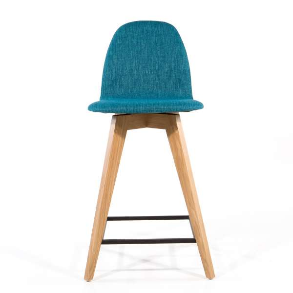 Tabouret snack scandinave turquoise - Puccini Mobitec® - 2
