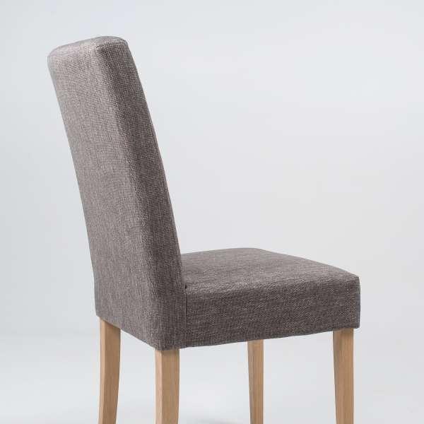 Chaise de salle à manger en tissu et bois massif - Gaby Mobitec® - 5