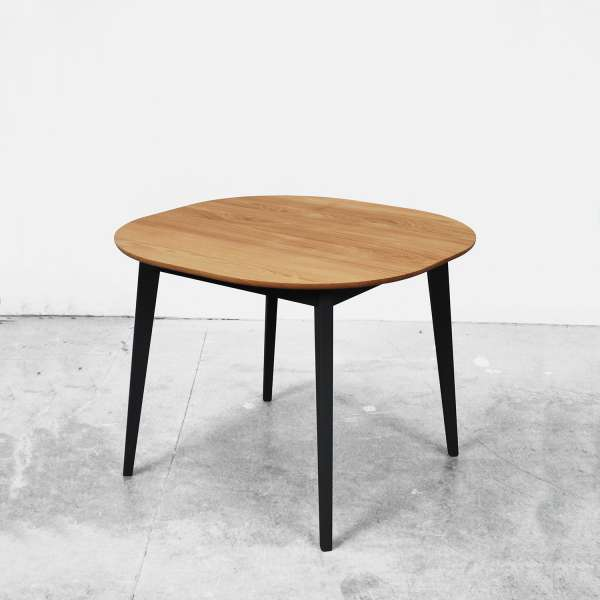 Table snack style scandinave en bois massif fabrication française  - SNB
