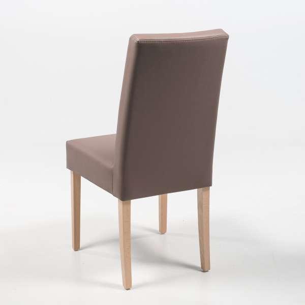 Chaise synthétique et pieds en bois massif - Gaby Mobitec® - 7
