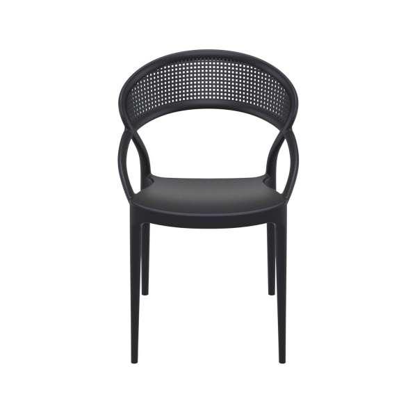 Chaise design empilable en polypropylène - Sunset - 10