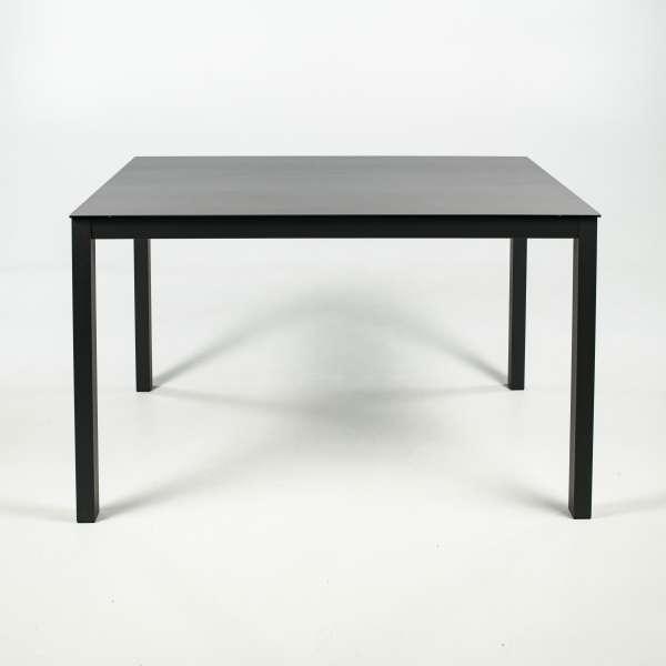 Table snack en céramique et piétement métallique - Altea Mobliberica - 2