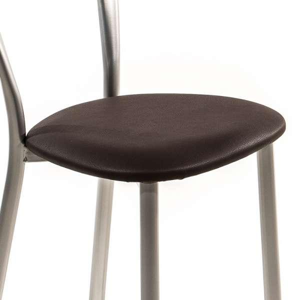 Assise en synthétique rembourrée pour chaise et tabouret - 1327 - 1