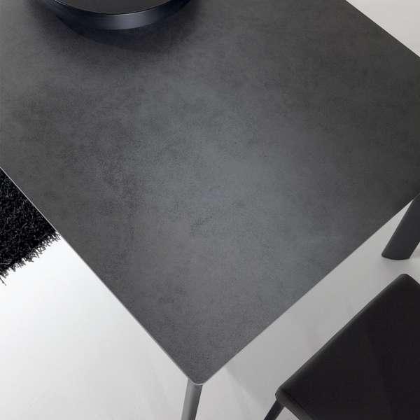 Table italienne rectangulaire extensible en céramique contemporaine - Cocoon - 4