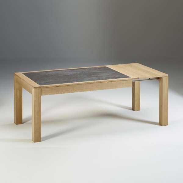 Table contemporaine en céramique et bois made in France - MRC41 - 4