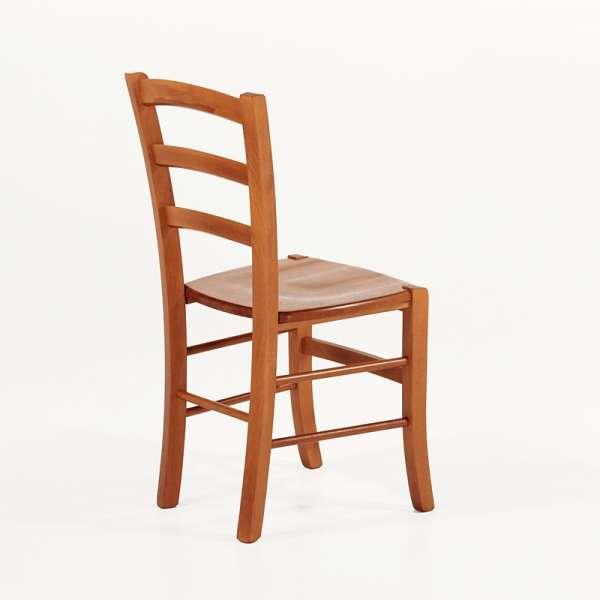 Chaise en bois rustique - Brocéliande - 11