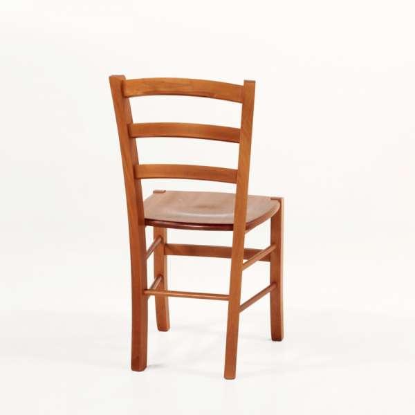Chaise conçue en bois - Brocéliande - 12