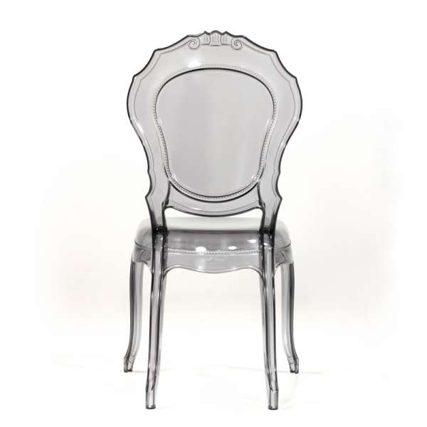 Chaise transparente style Louis XV - Belle Epoque - 22