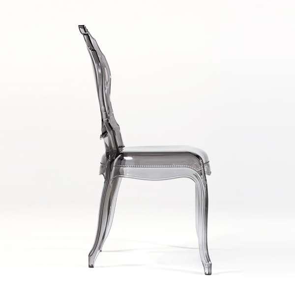 Chaise transparente style régence - Belle Epoque - 16